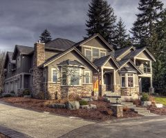 Gig Harbor View Home