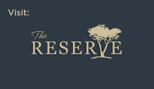 Visit The Reserve